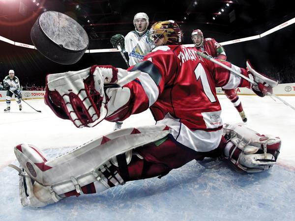 Ставка на игру в хоккей