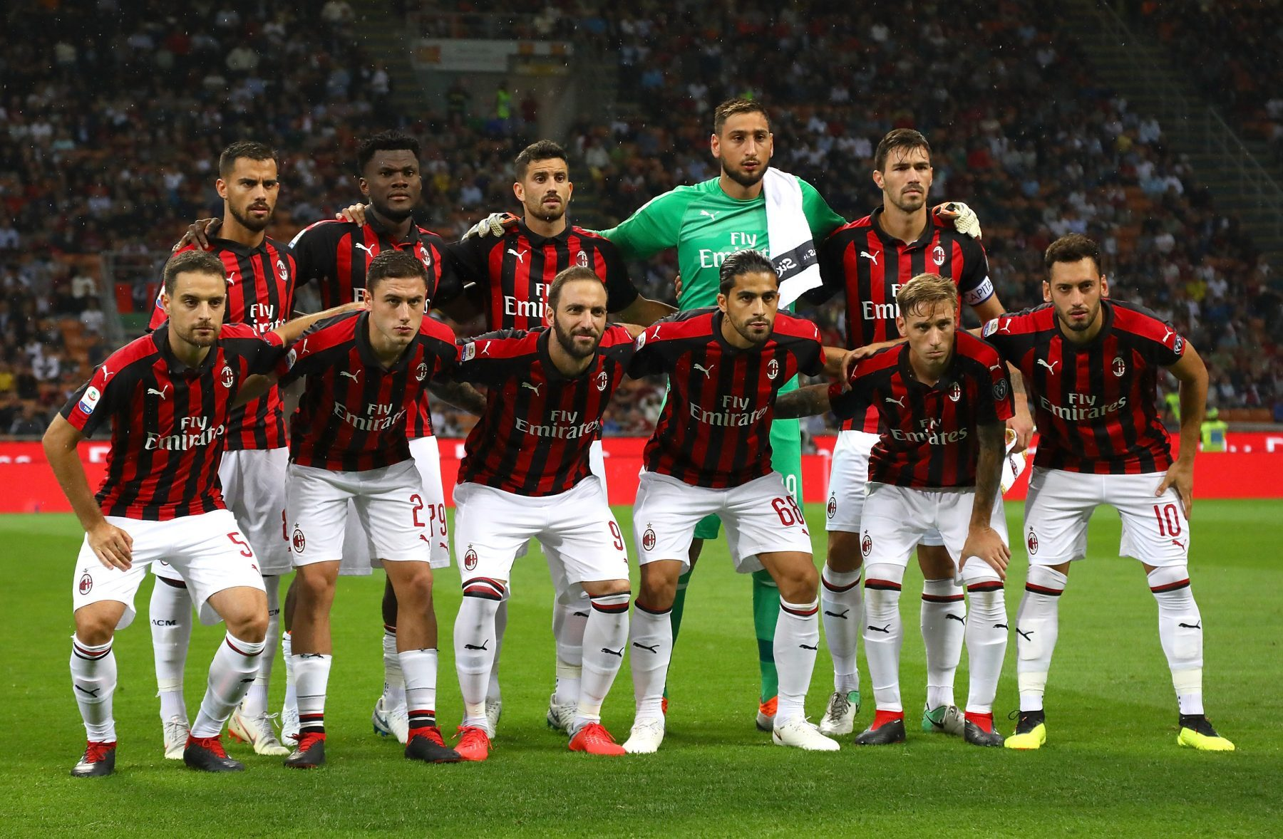 Прогноз на 26.01.2019. Милан - Наполи
