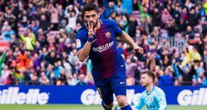 Луис Суарес Барселона